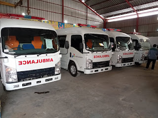 showroom karoseri ambulans