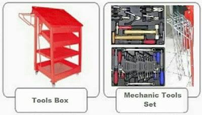 tool box truster mekanik motor