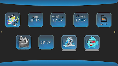 ITS NEW APPLICATION IPTV MORE THAN 10K MOVIES AND 5K CHANNELS  AND MORE