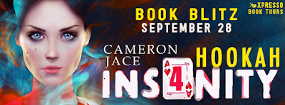 Book Blitz: Hookah by Cameron Jace with Excerpt and Giveaways!