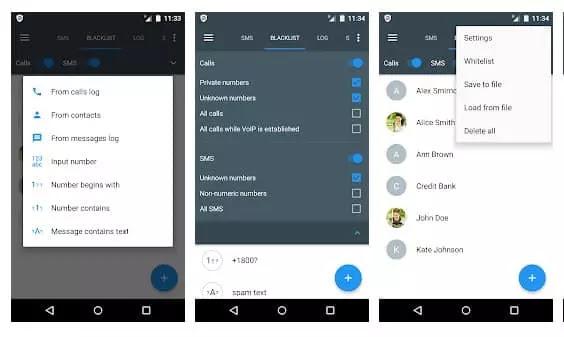 أفضل 10 تطبيقات لحظر المكالمات على اندرويد مجانا