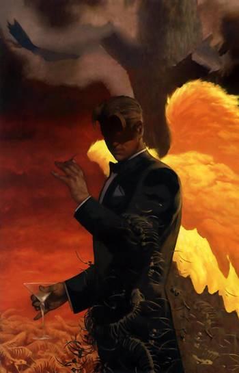Lucifer es un antihéroe