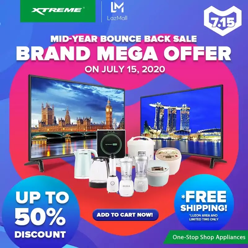 Brand Mega Offer