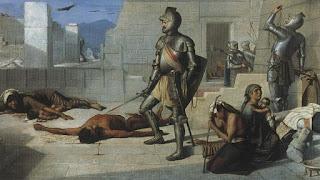 invasion española a tribus mexicanas
