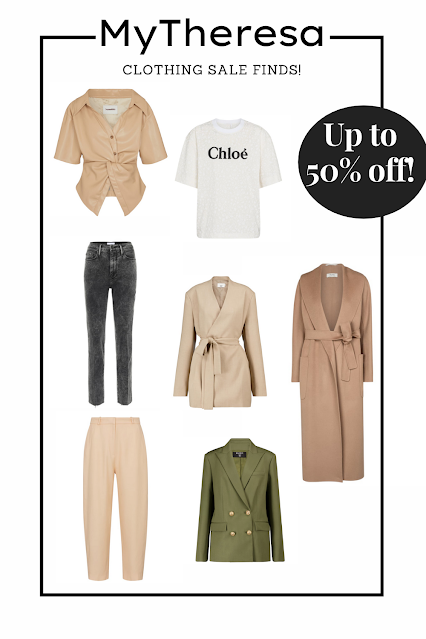 MyTheresa Top Clothing Sale Finds