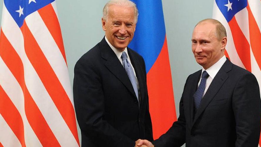 """Ο Μπάιντεν """"ανακαλύπτει"""" την Τουρκία και ο Πούτιν το Ιράν"""