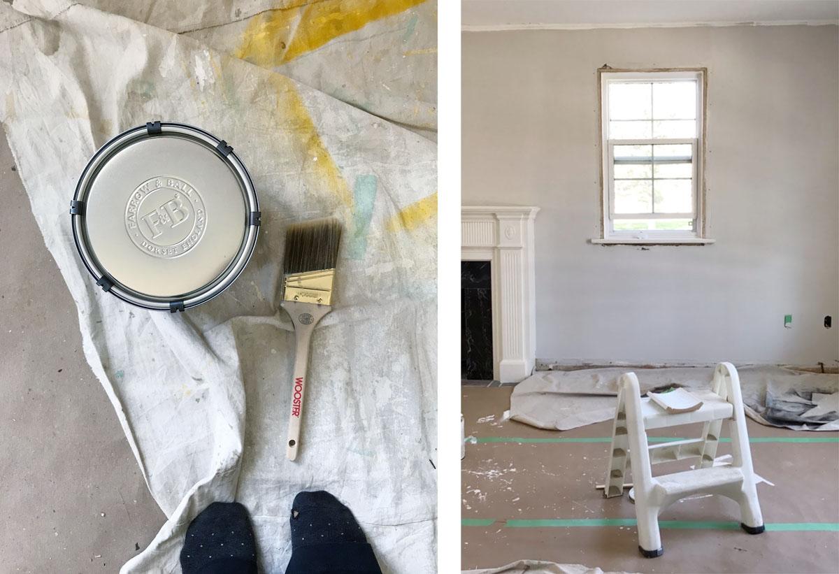 one room challenge living room remodel, living room renovation, traditional living room, living room makeover