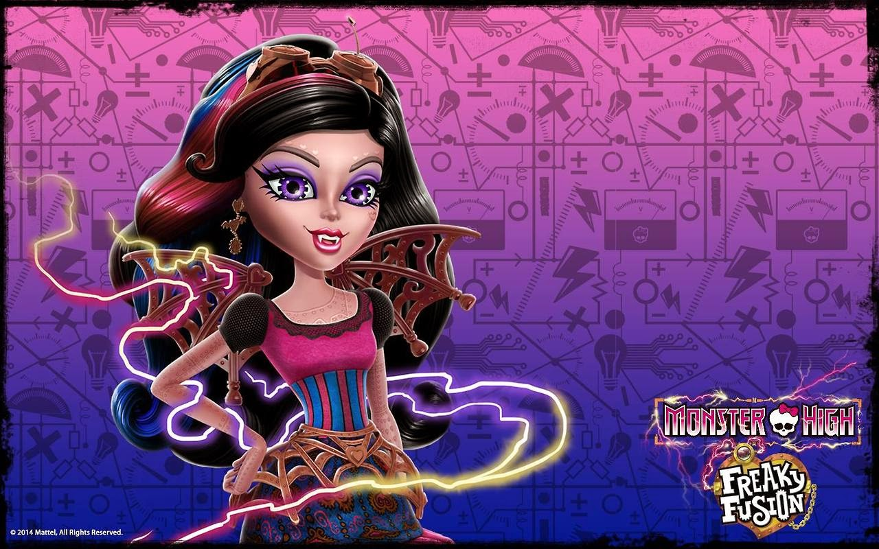 Fondos De Pantalla De Monster High: MONSTRUO-PERFECTAMENTE IMPERFECTOS !!: ¡TERROR-DESCARGAS