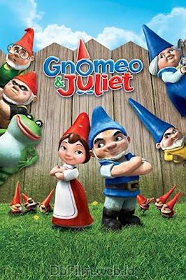 Sinopsis animasi Gnomeo & Juliet (2011)