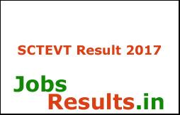 SCTEVT Result 2017