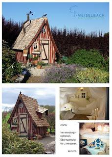 Hexenhaus und Märchenhaus