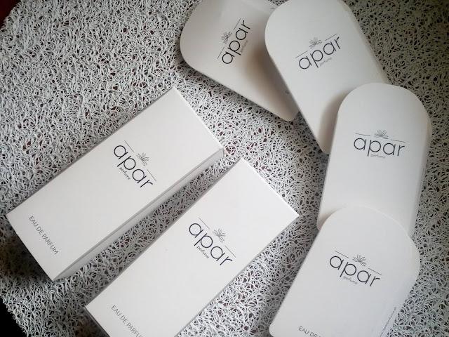 Kuszące zapachy Apar Perfume i niespodzianka dla Was