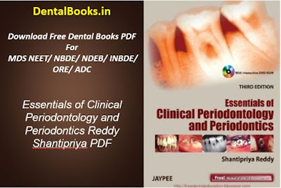 Essentials of Clinical Periodontology and Periodontics Reddy Shantipriya PDF