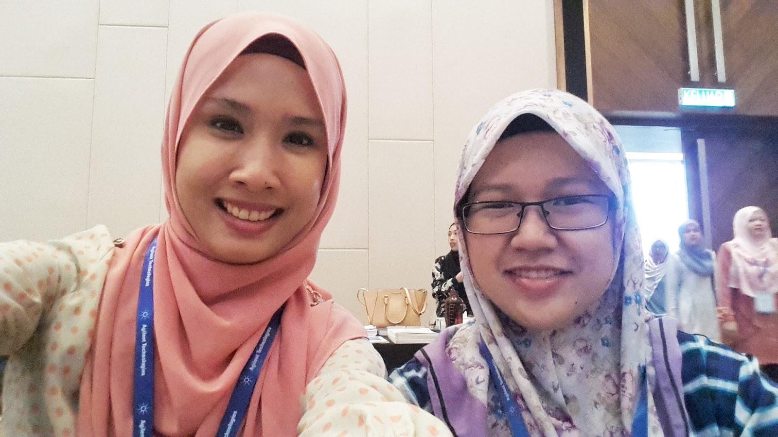 The People I Met & The Story I Heard During Agilent MS Technology Seminar At Le Meridien Putrajaya