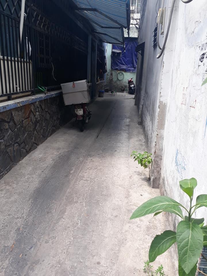 Bán nhà hẻm 100 Thiên Phước phường 9 quận Tân Bình. DT 4,3 x 13,05m