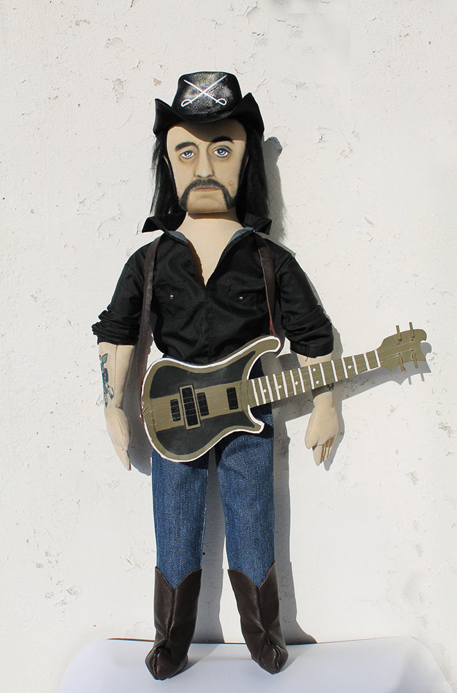 lemmy doll