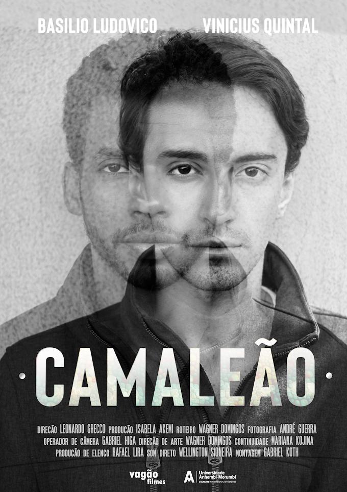 Camaleão (Vagão Filmes) - Leonardo Grecco.