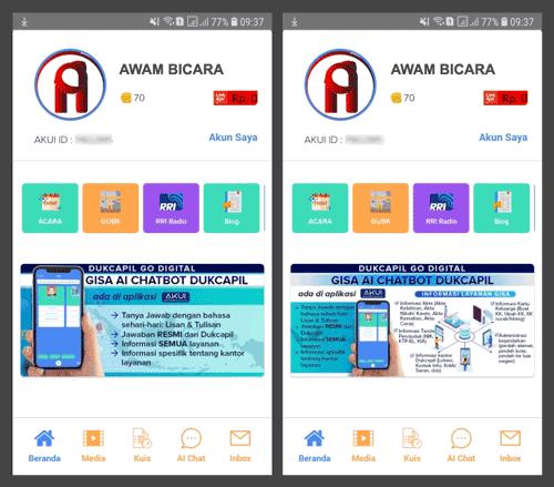 buat ktp, kk dan akta lahir secara online dengan aplikasi gisa