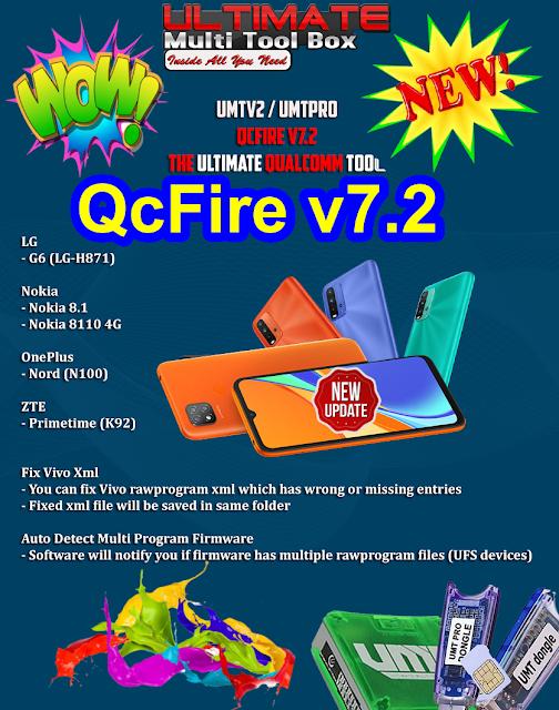 UMTv2/UMTPro - QcFire v7.2