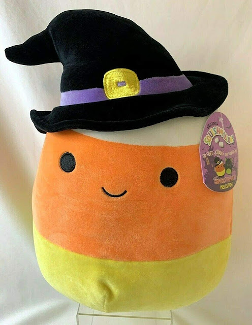 halloween squishmallow witch