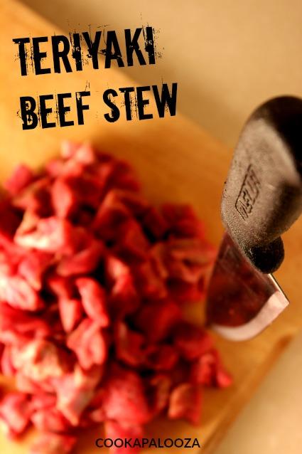 Teriyaki Beef Stew | Cookapalooza