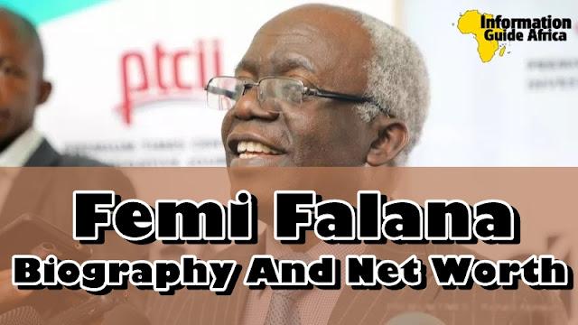 Femi Falana Biography