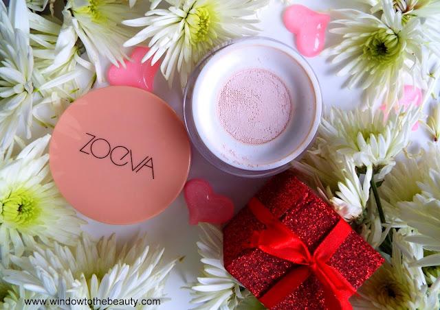 Zoeva Authentik Skin Finishing Powder opinion
