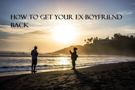 How To Get Your Ex-Boyfriend Back #1 Secret Method Inside