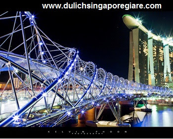 cầu helix bridge