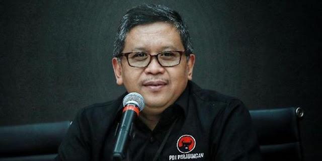 Pernyataan Hasto Memberi Sinyal Jokowi Bukan Tokoh Sentral PDIP