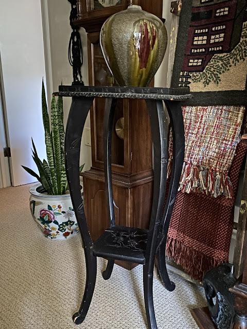 antique fern stand