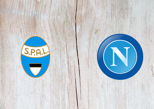 SPAL vs Napoli -Highlights 27 October 2019