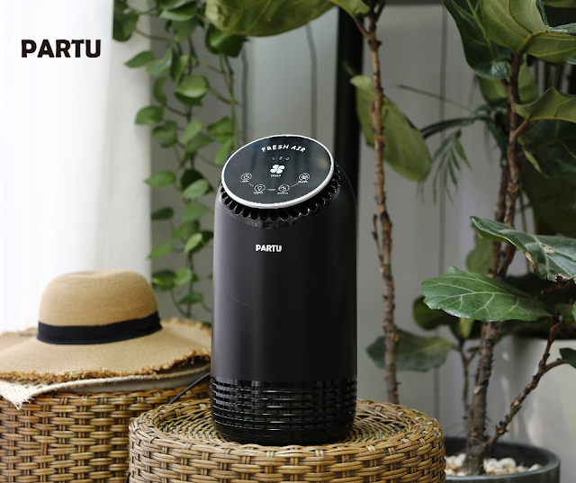 Partu BS-08 Air Purifier Giveaway