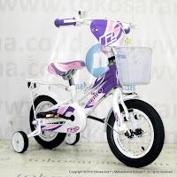 Genio Sweety Sepeda Anak 12 Inci