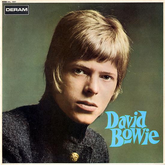 David Bowie album 1967