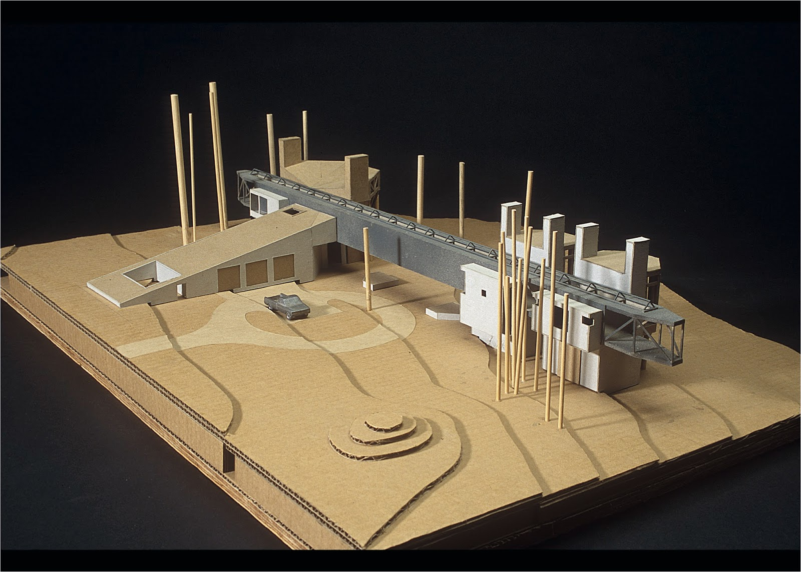 OBIE BOWMAN ARCHITECT FAIA MY JOURNAL: The Long Plan