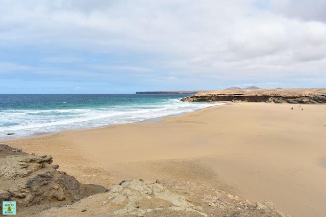 Playa del Jarugo, Fuerteventura