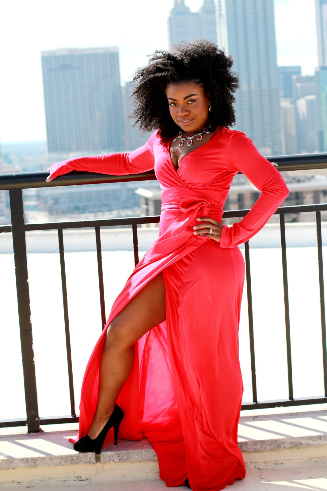 Outfit Lady In Red The Serena Saga