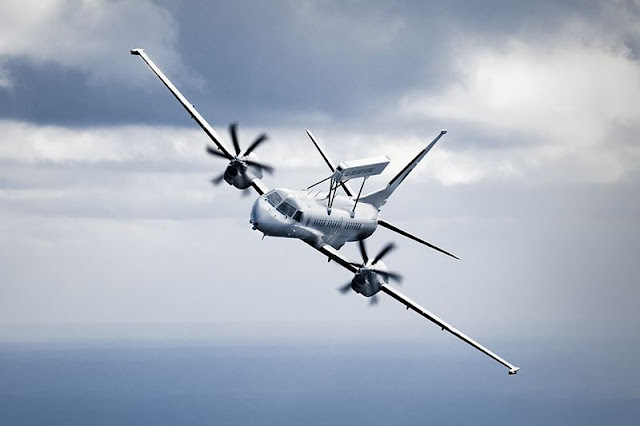 Saab receives Airborne Surveillance order from unnamed customer