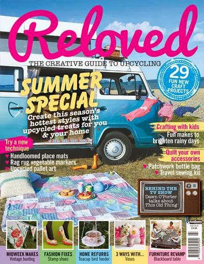 Reloved Magazine July 2014