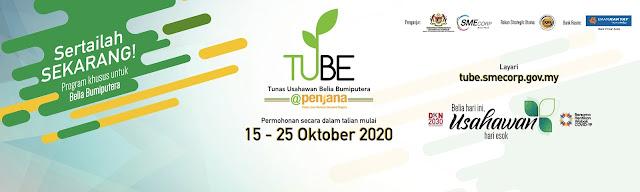 Cara Menyertai Program Tunas Usahawan Belia Bumiputera (TUBE)