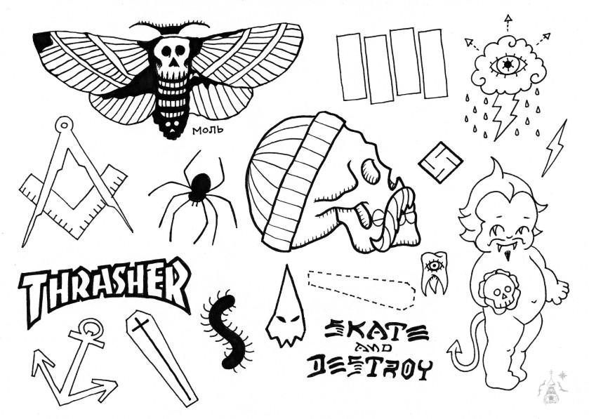 25 Best Ideas About Tribal Scorpion Tattoo