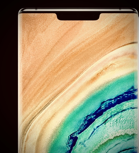 Huawei Mate 30PRO Come With Wireless Charging