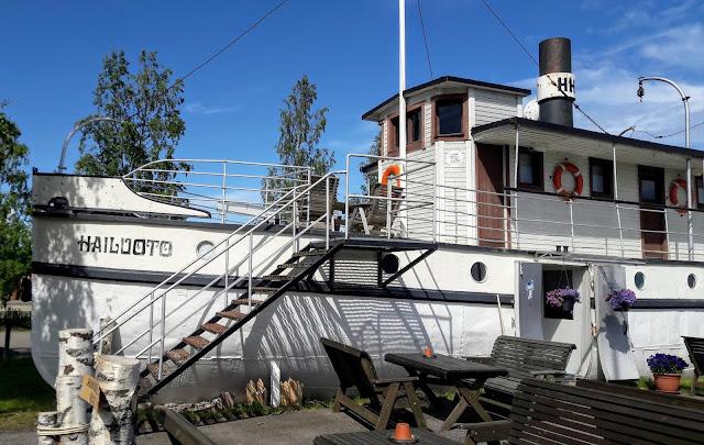 Visit Lumijoki Varjakka Hailuotolaiva