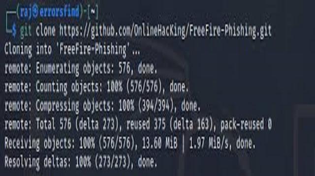 ript Termux Hack Akun FF