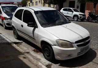 Homem vende carro e cai no golpe do falso depósito, mas policiais militares recuperam veículo em Cubati
