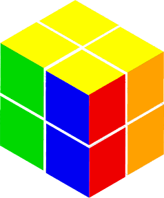 Rumus ortega 2x2x2 R2 F2 R2