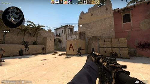 Counter Strike: GO vẫn được công ty thi chơi liên tục trên toàn cầu