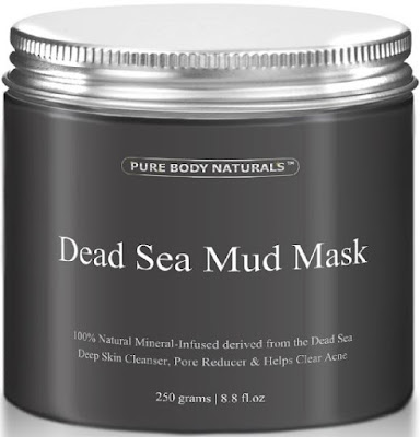 Pure Body Naturals Dead Sea Mud Mask $13 (reg $30) - great reviews!