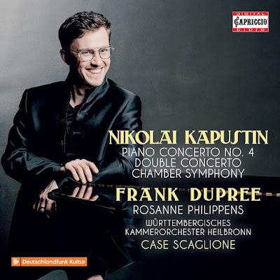 Nikolai Kapustin Orchestral Works Frank Dupree